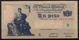ARGENTINA, Banknote, F/VF - Argentine