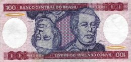BRAZIL, Banknote, F/VF - Brazil