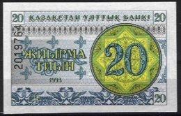 KAZAKHSTAN, Banknote, F/VF - Kazakhstán