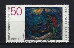 BERLIN - Mi-Nr. 572 Karl Hofer Gestempelt (1) - Berlin (West)