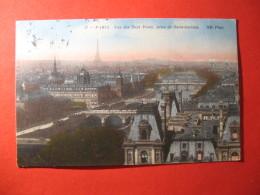 CPA  PARIS -   VEU DES SEPT PONTS PRISE DE SAINT GERVAIS   CIRCULE'  - C-  856 - Unclassified