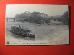 CPA  PARIS -   LE PONT NEUF ET L'ECLUSE DE LA MONNAIE    CIRCULE'  - C-  889 - Unclassified