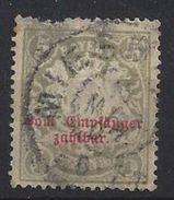 Bayern Porto 1888-1903  (o) Mi.11 - Bavaria