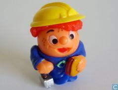 Verwandlungskünstler 1998 / Bauarbeiter - Maxi (Kinder-)