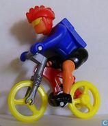 Mountain Biker 1997 / Fahrradkurier - Blau - Maxi (Kinder-)