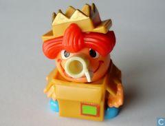 König Pappnase 1999 / König + BPZ - Maxi (Kinder-)