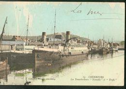 "Les Transbordeurs ""Nomadic"" Et ""Trafic"" - Cherbourg"