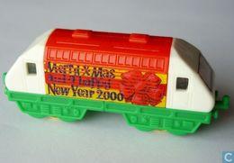 Weihnachtszug 1999 / Lok + BPZ - Maxi (Kinder-)