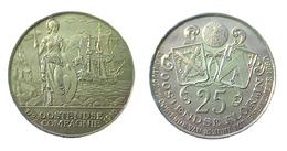 03156 GETTONE TOKEN JETON FICHA COMMEMORATIVE OOSTENDSE COMPAGNIE 1722 - 1980 OOSTENDSE FLORIJN - Allemagne