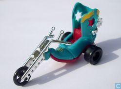 Arizona Trike 2000 / Big Boot + BPZ - Maxi (Kinder-)
