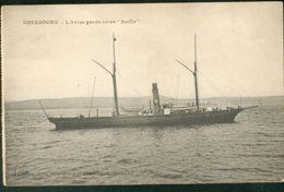 "L'Aviso Garde Côtes ""Buffle"" - Cherbourg"