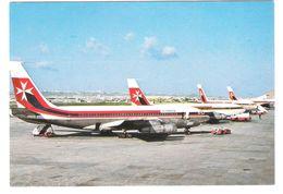 Malta - Luqa Airport - Air Malta Boing - Flughafen - Avion - Plane - Flugzeug - Aeropuerto - Aerodrome - Aerodrome