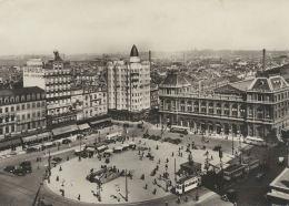 Bruxelles - Place Rogier Et Gare Du Nord [BCC 1977 - Ohne Zuordnung