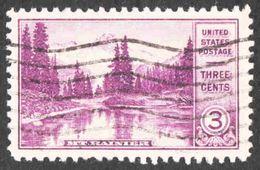 United States - Scott #742 Used (3) - Stati Uniti