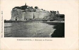 CPA Torregaveta Dintorni Di Pozzuoli. ITALY (526715) - Pozzuoli