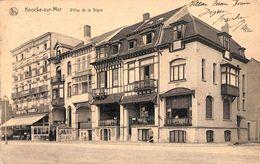 Knokke Knocke - Villas De La Digue (Hôtel Pauwels) - Knokke
