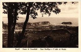 CPA NAPOLI Eremo Di Camaldoli-Capo Posillipo -l'isola Di Nisida. ITALY (526462) - Napoli (Naples)