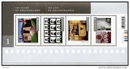 Canada, 2013, #2627, Canadian Photography, 4 Stamps Ss . MNH - Blocs-feuillets