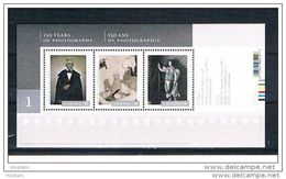 Canada, 2013, #2626, Canadian Photography, 3 Stamps Ss . MNH - Blocs-feuillets