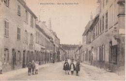 57 - PHALSBOURG - RUE DU MARECHAL FOCH - Phalsbourg