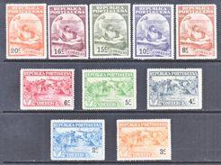 PORTUGAL  315-24   * - 1910-... Republic