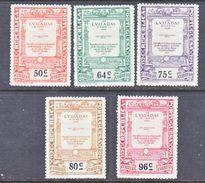 PORTUGAL  330-4   * - 1910-... Republic