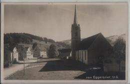 Eggersriet - Dorfpartie Mit Kirche - SG St. Gall