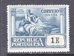 PORTUGAL  335   * - 1910-... Republic