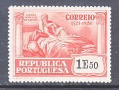 PORTUGAL  337   * - 1910-... Republic