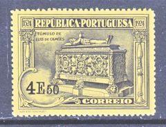 PORTUGAL  343  * - 1910-... Republic