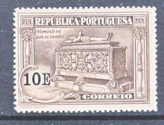 PORTUGAL  344  * - 1910-... Republic