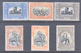 PORTUGAL  422-27  * - 1910-... Republic