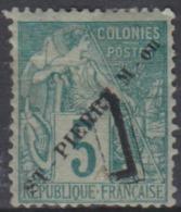 SPM - 1 Sur  5 C. De 1892 Neuves - St.Pierre Et Miquelon