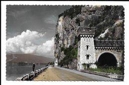 73 – DIVERS : Environs D'Aix-les-Bains – Route De La Corniche – Tunnel Du Grand Rocher N° 8 - Francia