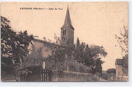 CASSAGNE - Eglise Du Pays - Très Bon état - Otros Municipios