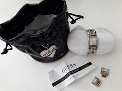 MONTRE GUESS DECO BICOLOR (FEMME) DANS SON SAC - Watches: Jewels