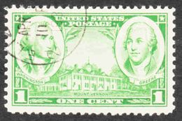 United States - Scott #785 Used (1) - Stati Uniti