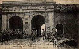 La Délivrance De Lille - Le Général Birdwood Et Les Troupes - Lille
