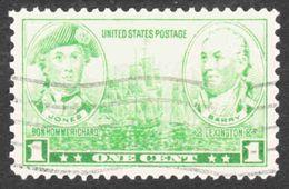 United States - Scott #790 Used (2) - Stati Uniti