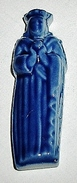 Femme Fève Plate Bleue (BO) - Other