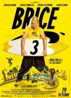 "Affiche Originale "" BRICE 3 "" Format 120 X 160 - Affiches & Posters"