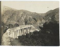 6594 Turquie Turkey Train Bridge - Turchia