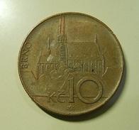 Czech Republic 10 Korun 2009 - Tschechische Rep.