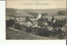 NANTEUIL Et CROUTTES  77     Vallée De La Marne_Vue Generale - Autres Communes