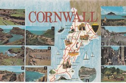 CORNWAL - Maps