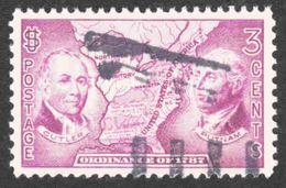 United States - Scott #795 Used (2) - Stati Uniti