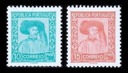 PORTUGAL, AF 568/69, Yv 579/80, (*) MNG, F/VF, Cat. € 16,00 - 1910-... Republic