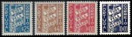PORTUGAL, AF 570/73: Yv 581/83, 626, */** MLH/MNH, F/VF, Cat. € 60,00 - 1910-... République