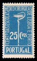 PORTUGAL, AF 576, Yv 585, * MLH, F/VF, Cat. € 18,50 - 1910-... République