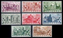 PORTUGAL, AF 664/71, Yv 675/82, (*) MNG, F/VF, Cat. € 172,00 - 1910-... République